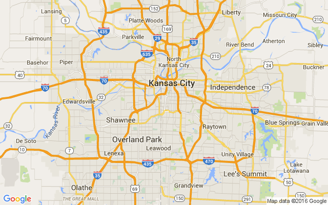 Kansas City Pharmacy Technician Schools Pharm Schooling - Kansas cities towns map